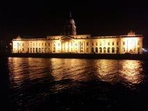 1791年建筑师被建立的自定义都伯林gandon房子爱尔兰詹姆斯共和国是 库存图片