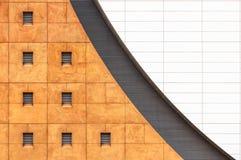 建筑摘要 免版税库存图片
