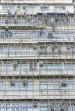 建筑查出的好成套装备工作者 图库摄影