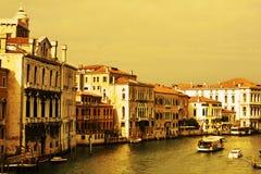 建筑葡萄酒威尼斯,意大利 免版税库存图片