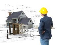 建筑选择 免版税库存图片
