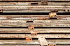 建筑钢 免版税库存照片