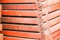 建筑钢 图库摄影