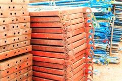建筑钢 免版税库存图片