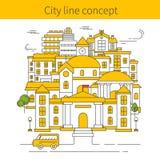 建筑限界概念 库存例证