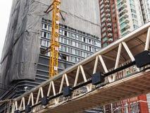 建筑高楼 库存图片