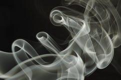 筒形的烟 免版税库存图片