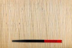 筷子二 图库摄影