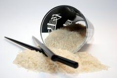 筷子米 库存照片