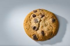 筹码唯一巧克力的曲奇饼 免版税库存图片