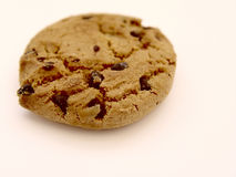 筹码巧克力曲奇饼 免版税库存照片