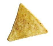 筹码烤干酪辣味玉米片 库存图片