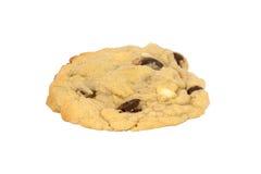 筹码自创巧克力的曲奇饼 免版税库存照片