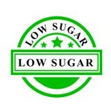 简单的传染媒介,绿色和黑不加考虑表赞同的人,低糖,隔绝在白色 皇族释放例证