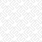 简单的几何传染媒介样式-复杂形状图  免版税库存图片