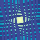 简单的抽象蓝蓝样式 免版税图库摄影
