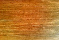 简单的棕色木纹理背景 免版税图库摄影