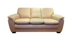 简单的沙发 库存图片