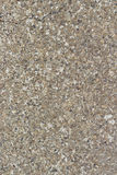 简单的沙子洗涤地板 库存图片