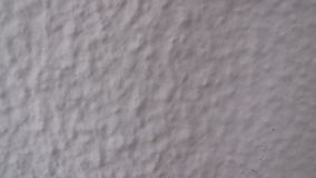 简单的白色墙壁纹理 库存图片