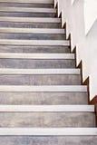 简单的陡峭的楼梯 库存照片