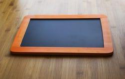 简单的黑板 库存照片