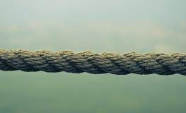 简单的绳索 免版税库存图片