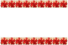 简单背景的圣诞节 免版税库存图片