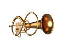 管乐器 免版税库存照片