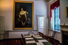 管理的老中心在宾夕法尼亚,费城 免版税库存图片
