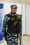 箭头设备组联接狙击手专家 库存图片