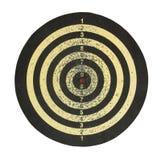 箭目标 图库摄影
