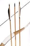 箭头弓 免版税图库摄影