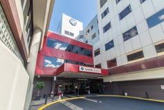 箱子小山的Epworth东部私有医院 免版税库存图片
