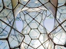 箱根,日本- 2017年7月02日:肥皂泡城堡, 2013年4月10日的箱根露天博物馆 露天的箱根 免版税库存图片