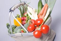 篮子副食品 库存图片