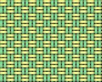 篮子固定的织法 库存图片