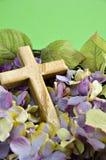 篮子复活节 图库摄影