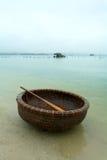 篮子捕鱼越南语 免版税库存图片