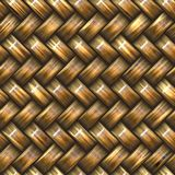 篮子斜纹组织 图库摄影
