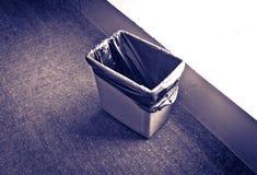 篮子浪费 库存图片