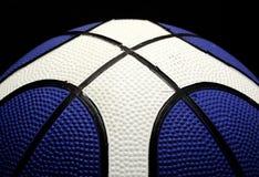篮子球 免版税库存照片