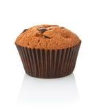 篮子蛋糕巧克力甜点 库存照片