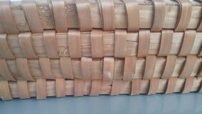 篮子织布工 库存图片