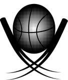 战利品篮球 免版税库存照片
