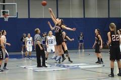 篮球活动 免版税库存图片