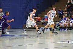 篮球活动 免版税图库摄影