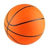篮球白色 库存图片