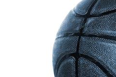 篮球白色 库存照片