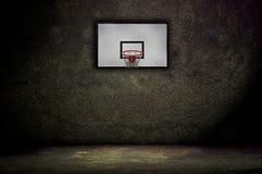 篮球篮 库存图片